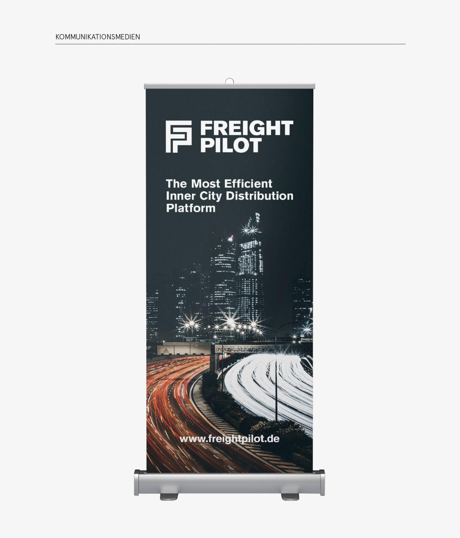 STUDIO BRITTA LIERMANN Freightpilot